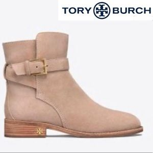 Tory Burch booties
